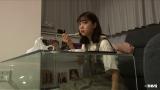 20日放送のMBS・TBS系『情熱大陸』自宅でタイ料理を食べる藤田ニコル (C)MBS