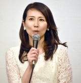 『A'LOUNGE TBSアナウンサーがデザインする朗読』をプロデュースした堀井美香アナウンサー (C)ORICON NewS inc.