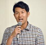 『A'LOUNGE TBSアナウンサーがデザインする朗読』に出演した小笠原亘アナウンサー (C)ORICON NewS inc.