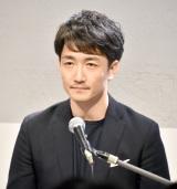 『A'LOUNGE TBSアナウンサーがデザインする朗読』に出演した藤森祥平アナウンサー (C)ORICON NewS inc.