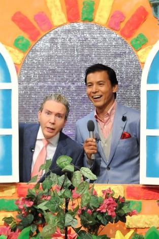5月19日放送、MBS・TBS系『親の顔見たい!ザ・ワールド』より(C)MBS