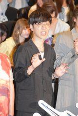 『GODZILLA 決戦機動増殖都市』の公開記念舞台あいさつに出席した櫻井孝宏 (C)ORICON NewS inc.