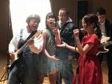 19・26日の2週にわたって放送されるテレビ東京系のバラエティー番組『出川哲朗の充電させてもらえませんか?』彦根城への旅の模様(C)テレビ東京