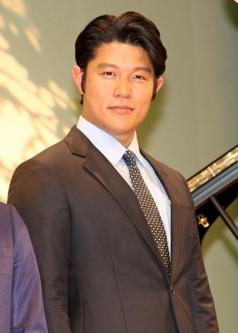映画『羊と鋼の森』(6月8日公開)完成披露試写会に登壇した鈴木亮平 (C)ORICON NewS inc.