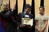 『第71回カンヌ国際映画祭』でパルムドームを受賞した是枝裕和監督