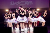 虹のコンキスタドール、ワンマンライブ『虹の大三角形 in 東京〜The story of Rainbow〜』を開催