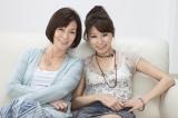 真瀬樹里(右)が著書『母、野際陽子 81年のシナリオ』を出版