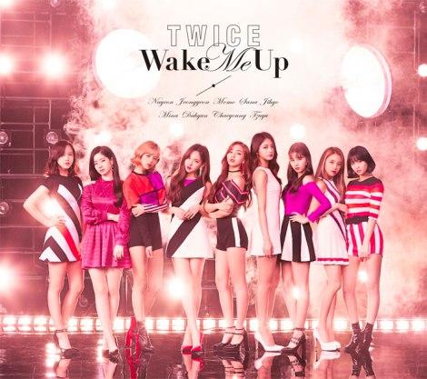 日本3rdシングル「Wake Me Up」初回限定盤A