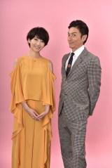 どん底ヒロインが幸せを求め這い上がる痛快コメディー (C)日本テレビ