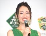 栗山千明、13年前のCM映像に照れ笑い「だいぶ若さが…」