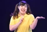 舞台で本格女優デビューしたコロッケの次女・滝川光=舞台『FAT 2018』の公開ゲネプロ (C)ORICON NewS inc.