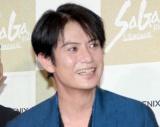 舞台『SaGa THE STAGE〜七英雄の帰還〜』制作発表記者会見に出席した佐藤アツヒロ (C)ORICON NewS inc.