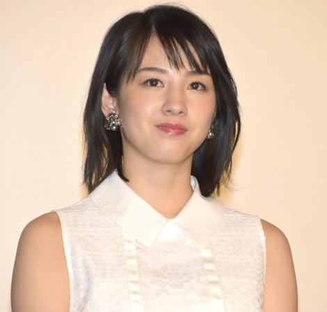 映画『焼肉ドラゴン』の舞台あいさつに登壇した桜庭ななみ (C)ORICON NewS inc.