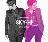 SKY-HI両A面シングル「Snatchaway/Diver's High」mu-moショップ/AAA Party/AAA mobile専売商品<初回生産限定>
