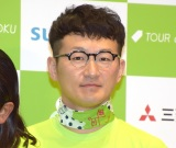 『ツール・ド・東北 2018』の記者発表会に出席した馬場裕之 (C)ORICON NewS inc.