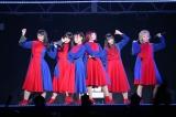 """横浜アリーナでワンマンライブ『BiSH""""TO THE END""""』を開催したBiSH(左から)ハシヤスメ・アツコ、アイナ・ジ・エンド、モモコグミカンパニー、 セントチヒロ・チッチ 、アユニ・D、リンリン"""