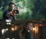来日が決定したクリス・プラット、ブライス・ダラス・ハワード (C)Universal Pictures