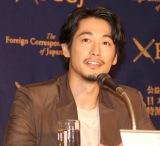 映画『海を駆ける』外国人特派員イベントに出席したディーン・フジオカ (C)ORICON NewS inc.