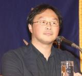 映画『海を駆ける』外国人特派員イベントに出席した深田晃司監督 (C)ORICON NewS inc.