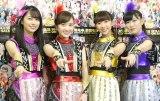 ももクロ10周年 初の東京ドームで号泣&抱擁「4人でできることはたくさんある」