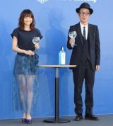 (左から)倉科カナ 、リリー・フランキー (C)ORICON NewS inc.