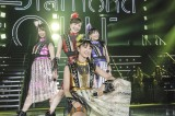 結成10周年で初となる東京ドーム公演を行ったももいろクローバーZ Photo by HAJIME KAMIIISAKA + Z