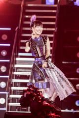 高城れに=『ももいろクローバーZ 10th Anniversary The Diamond Four 〜in 桃響導夢〜』2日目公演より Photo by HAJIME KAMIIISAKA + Z