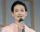 """冨永愛、着物姿で""""日本遺産""""を生朗読「日本文化のスピリットに驚いています」"""