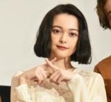 MBS/TBS連続ドラマ『わたしに××しなさい!』のトークイベントに出席した玉城ティナ (C)ORICON NewS inc.