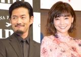 6月結婚報道 竹野内&倉科が否定 (18年05月24日)