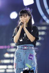 高城れに=『ももいろクローバーZ 10th Anniversary The Diamond Four 〜in 桃響導夢〜』2日目公演 Photo by HAJIME KAMIIISAKA + Z