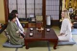 日米女将対決が勃発(C)テレビ朝日
