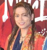 妻・安倍なつみの妊娠祝福に笑顔をみせた山崎育三郎(C)ORICON NewS inc.