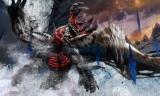 スマホ版『モンハン』に追加されるオリジナルモンスター黒冠龍「モルドムント」(C)CAPCOM CO., LTD. ALL RIGHTS RESERVED.