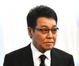 西城秀樹さんの通夜に参列した五木ひろし (C)ORICON NewS inc.