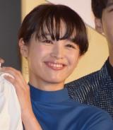 映画『恋は雨上がりのように』の公開初日舞台あいさつに出席した清野菜名 (C)ORICON NewS inc.