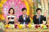 進行は森葉子アナウンサー(左)(C)テレビ朝日