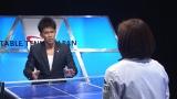 MCの武井壮と対談(C)BS JAPAN