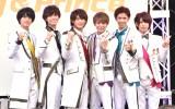 キンプリ永瀬、玉森のお祝いに感謝 (18年05月26日)