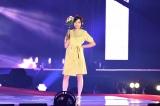 『Rakuten GirlsAward 2018 SPRING/SUMMER』に登場した乃木坂46の新内眞衣 (C)ORICON NewS inc.