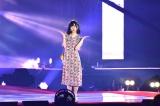 『Rakuten GirlsAward 2018 SPRING/SUMMER』に登場した乃木坂46の山下美月 (C)ORICON NewS inc.