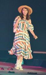 『Rakuten GirlsAward 2018 SPRING/SUMMER』に登場した桜井玲香 (C)ORICON NewS inc.
