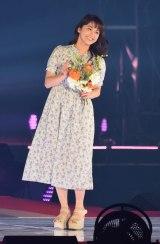 『Rakuten GirlsAward 2018 SPRING/SUMMER』に登場した平祐奈 (C)ORICON NewS inc.