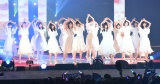 『Rakuten GirlsAward 2018 SPRING/SUMMER』に登場した乃木坂46 (C)ORICON NewS inc.