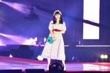 『Rakuten GirlsAward 2018 SPRING/SUMMER』に登場した乃木坂46の大園桃子 (C)ORICON NewS inc.