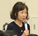 『8週齢規則、各種数値規則、繁殖業の免許制を求める緊急院内集会』に参加した浅田美代子 (C)ORICON NewS inc.