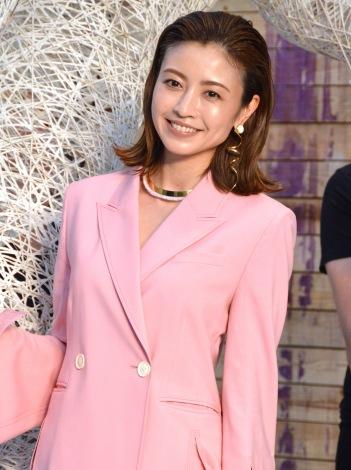 『六本木アートナイト2018』プレスプレビューに出席した片瀬那奈 (C)ORICON NewS inc.