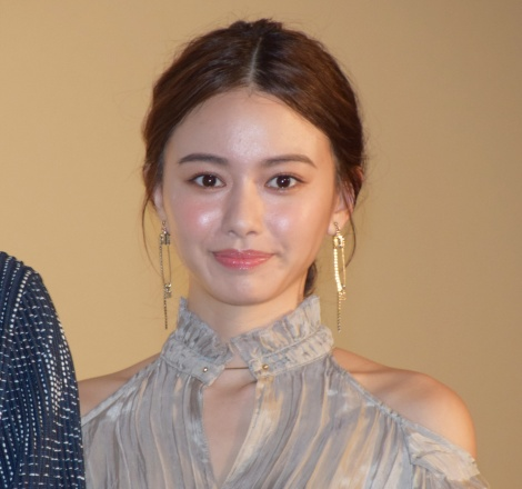 映画『恋は雨上がりのように』の公開初日舞台あいさつに出席した山本舞香 (C)ORICON NewS inc.