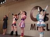 福原遥×戸松遥「It's Show Time!!」発売&福原遥 CDデビュー記念イベント(あべのキューズモール)