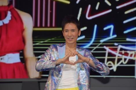 全国ツアー『Hiromi Go Concert Tour 2018−Urban Velocity−UV』をスタートさせた郷ひろみ。新曲「恋はシュミシュミ」を披露 (C)ORICON NewS inc.